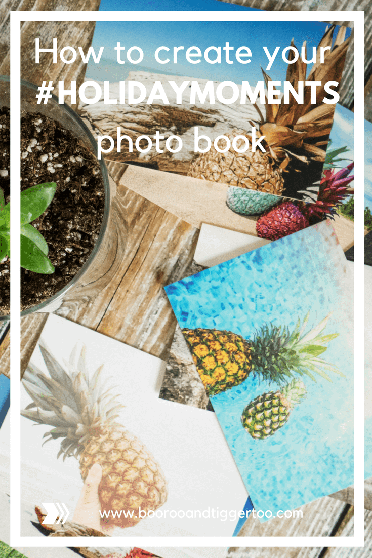 How to create your #HolidayMoments photo book