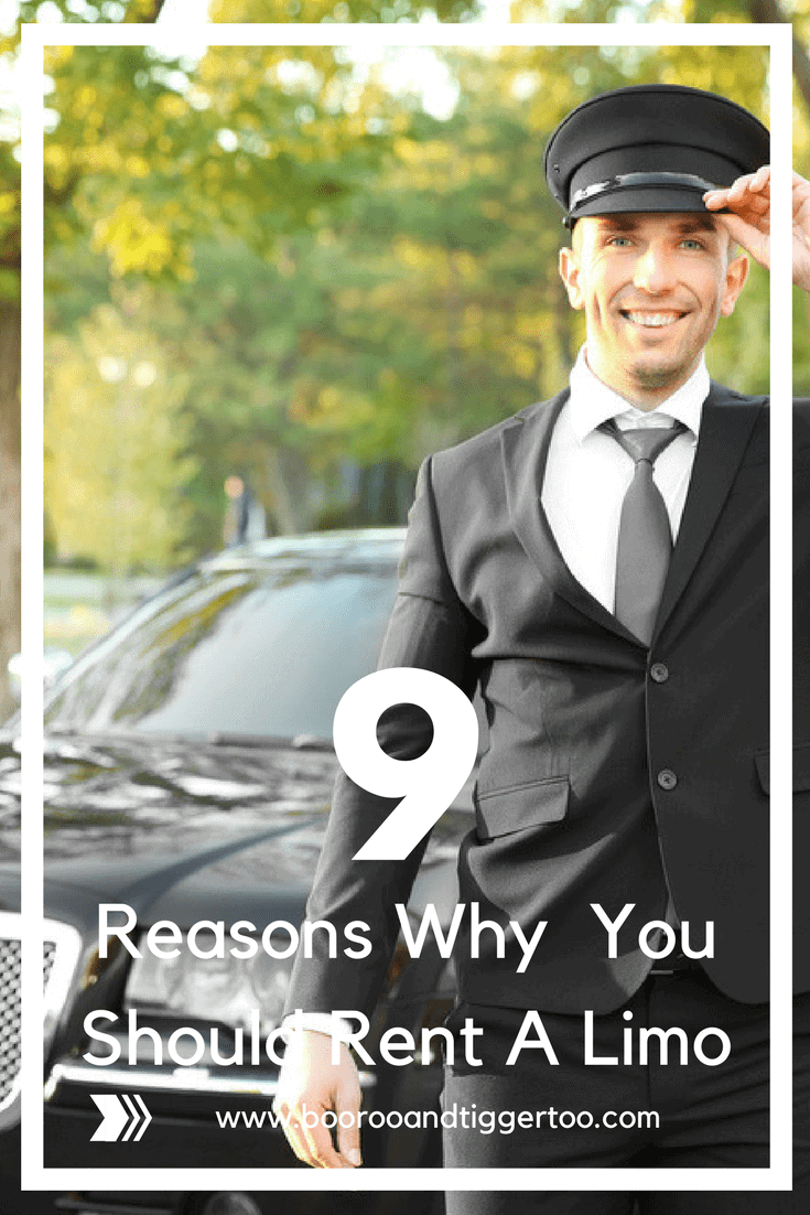 9 Reasons Why  You Should Rent A Limo