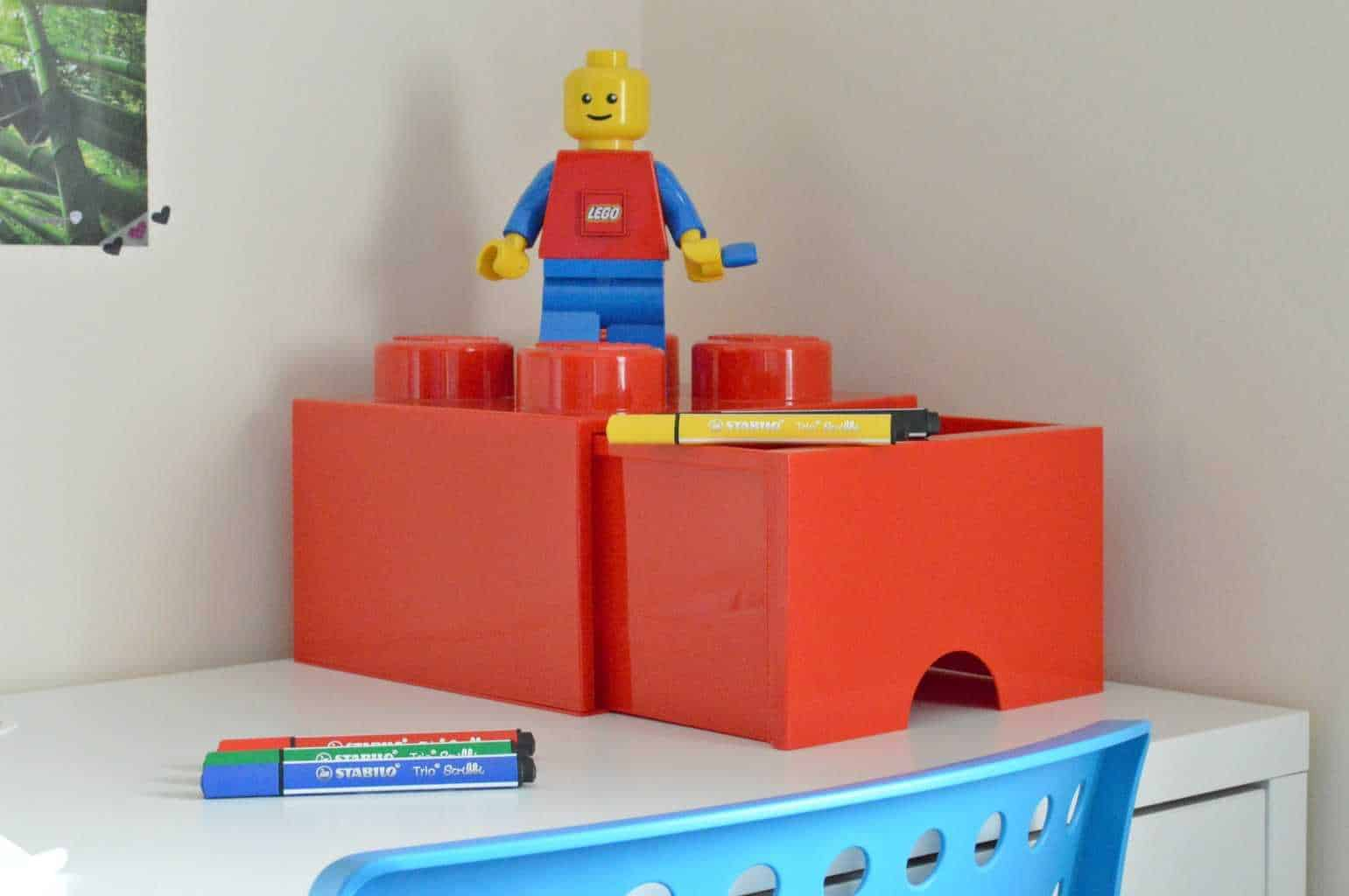 LEGO Brick Storage Drawer: A Place For Everything