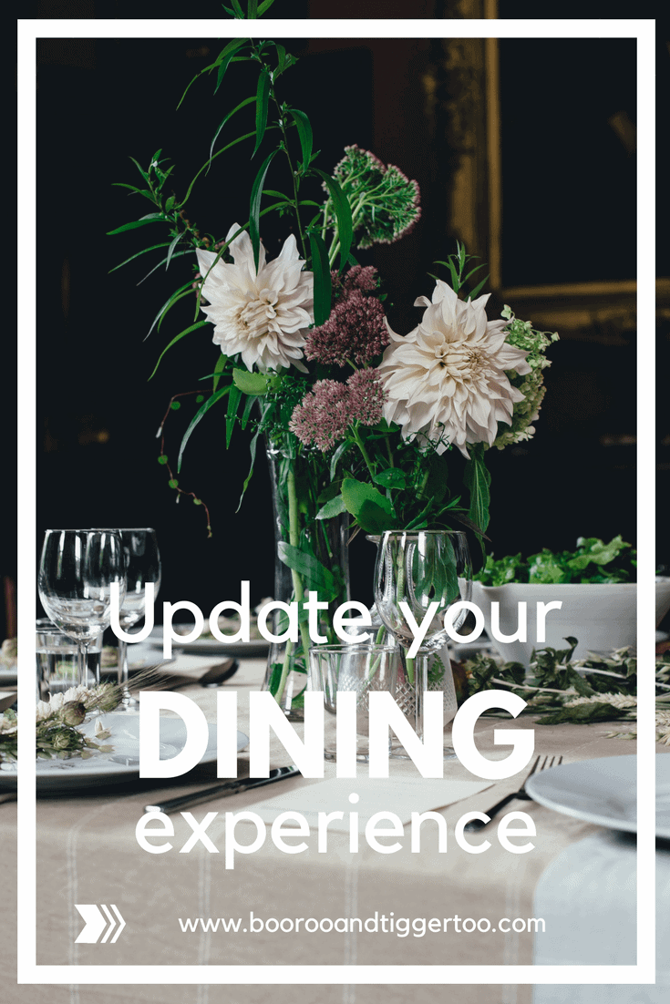 Update your dining experience
