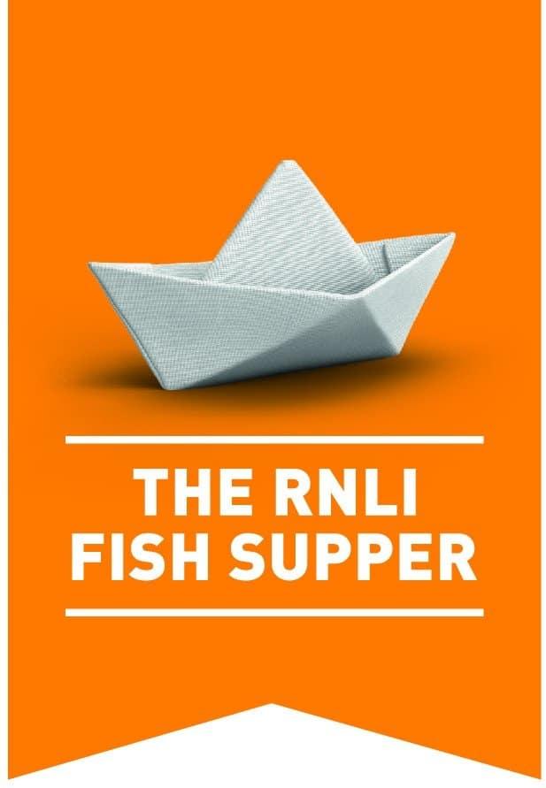 RNLI Fish Supper