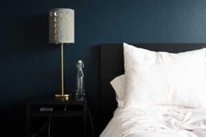 bedroom for winter