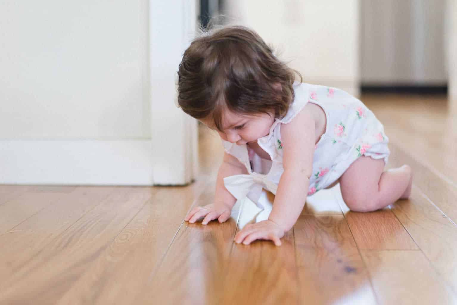 Top tips to baby-proof your home from Safety 1st
