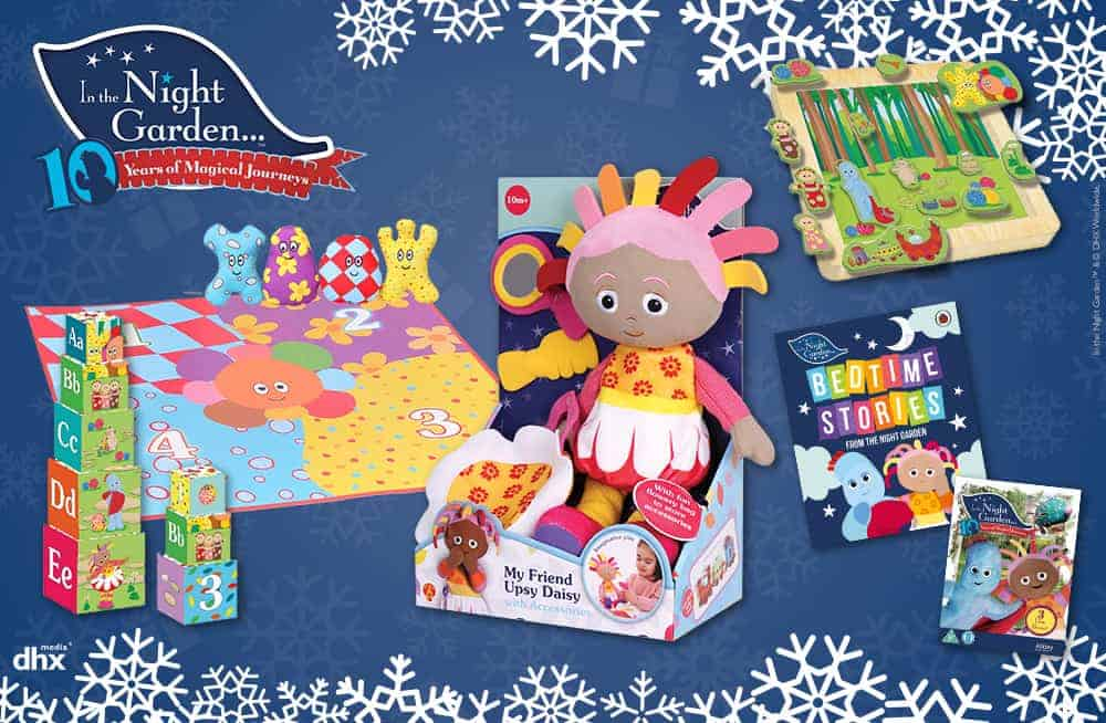 Journey to the Night Garden this Christmas