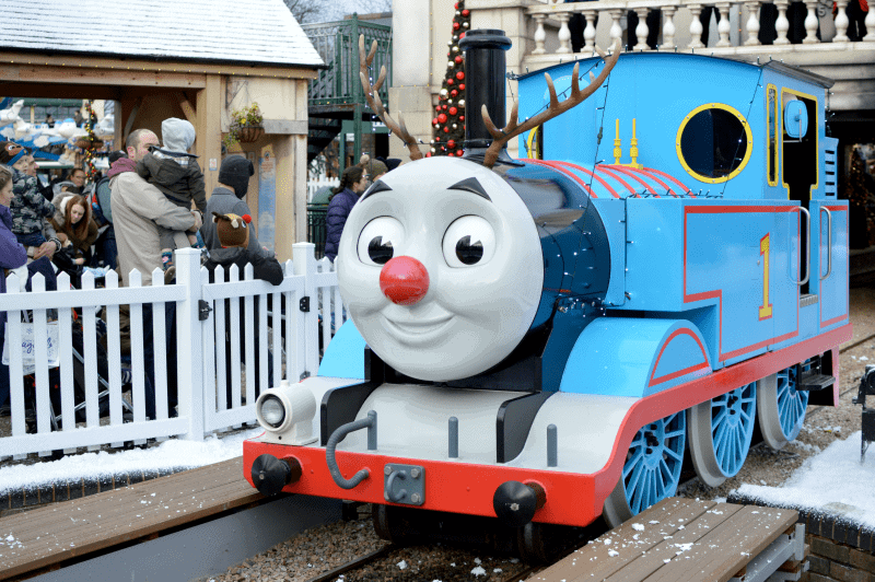 A Postcard From… Drayton's Magical Christmas