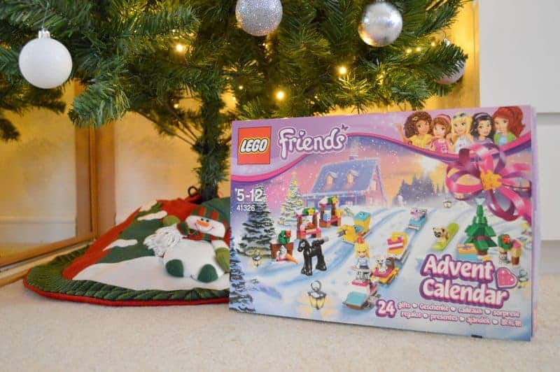 Christmas Traditions  LEGO Advent Calendars  Boo Roo and
