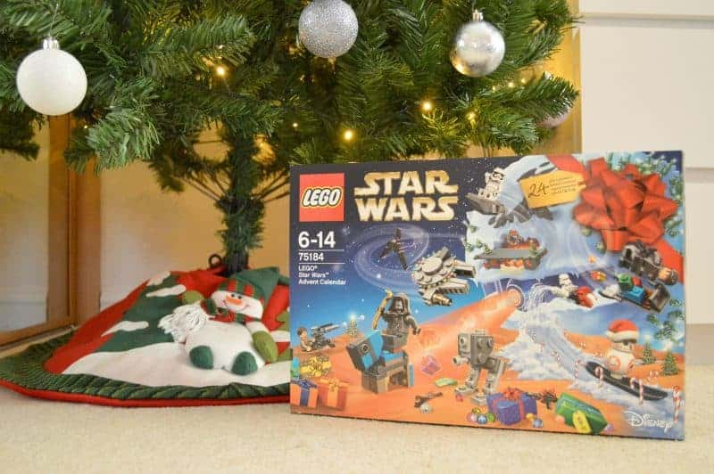 Christmas Traditions // LEGO® Advent Calendars   Boo Roo and Tigger Too