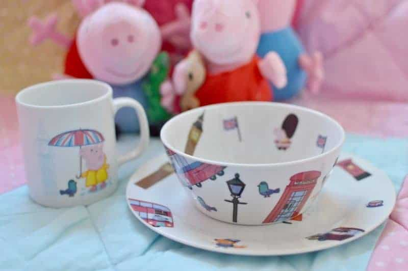 Portmeirion // Peppa Pig Childrenu0027s Tableware & Portmeirion Peppa Pig Childrenu0027s Tableware | Boo Roo and Tigger Too