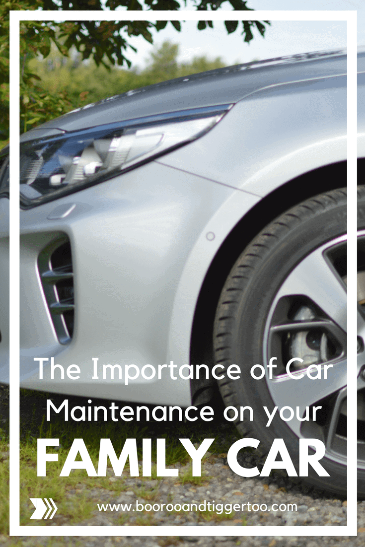The Importance of Car Maintenance on your Family Car