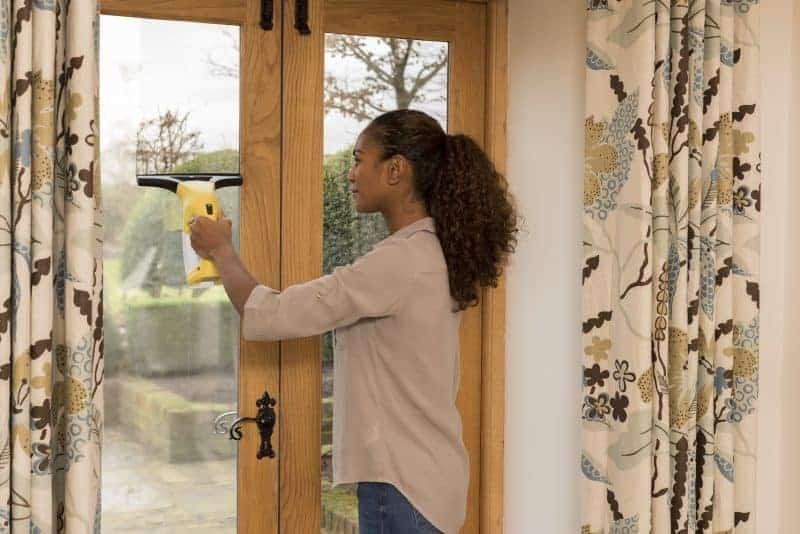 Kärcher Window Vacs range keeping condensation at bay