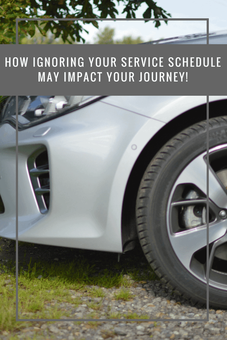 How ignoring your service schedule may impact your journey! - Boo Roo and Tigger Too