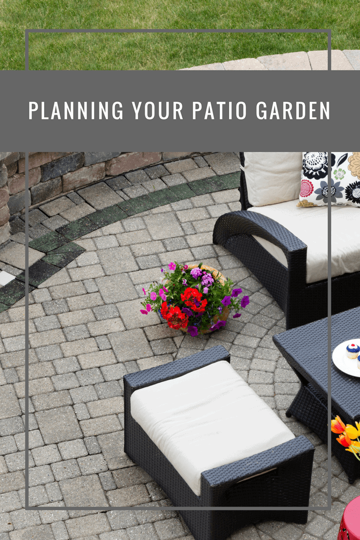 planning a new patio | Boo Roo and Tigger Too