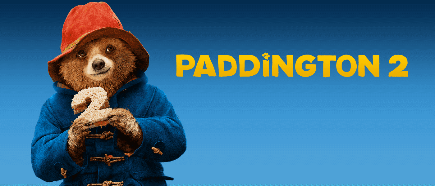 Paddington 2 DVD Release