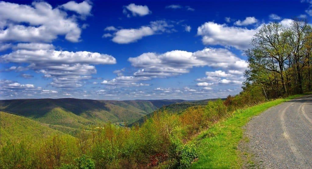 Pine Creek Gorge, Pennsylvania