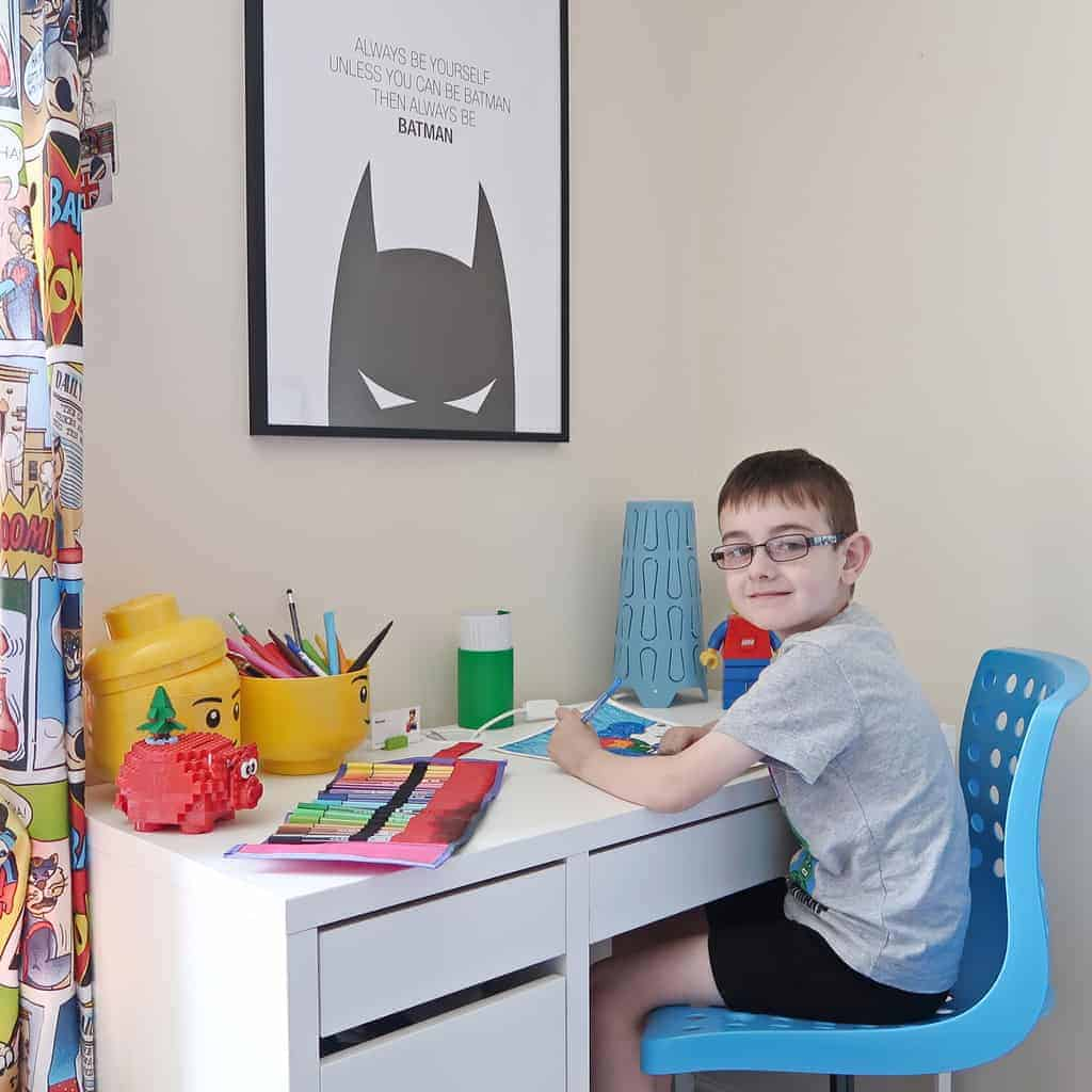 Fixing the middle child syndrome with Desenio Prints