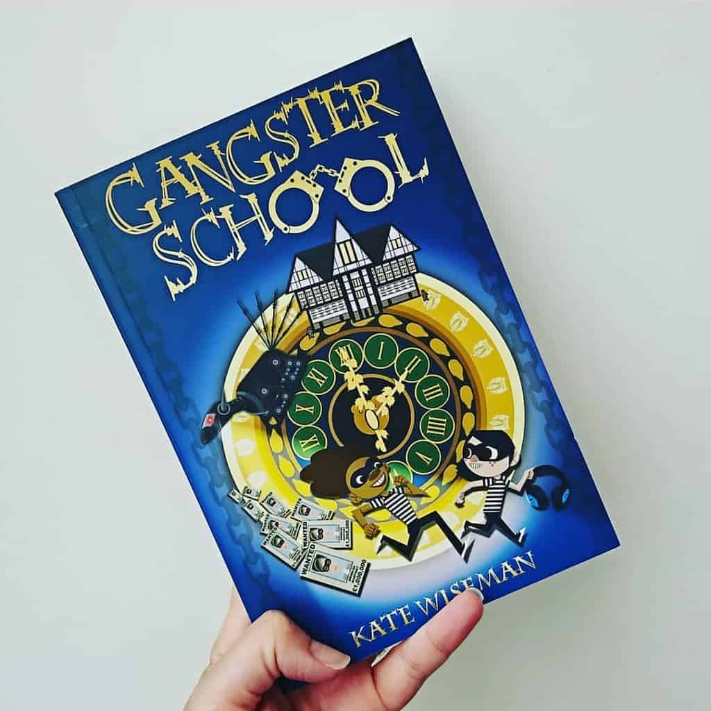 From The Bookshelf // Gangster School