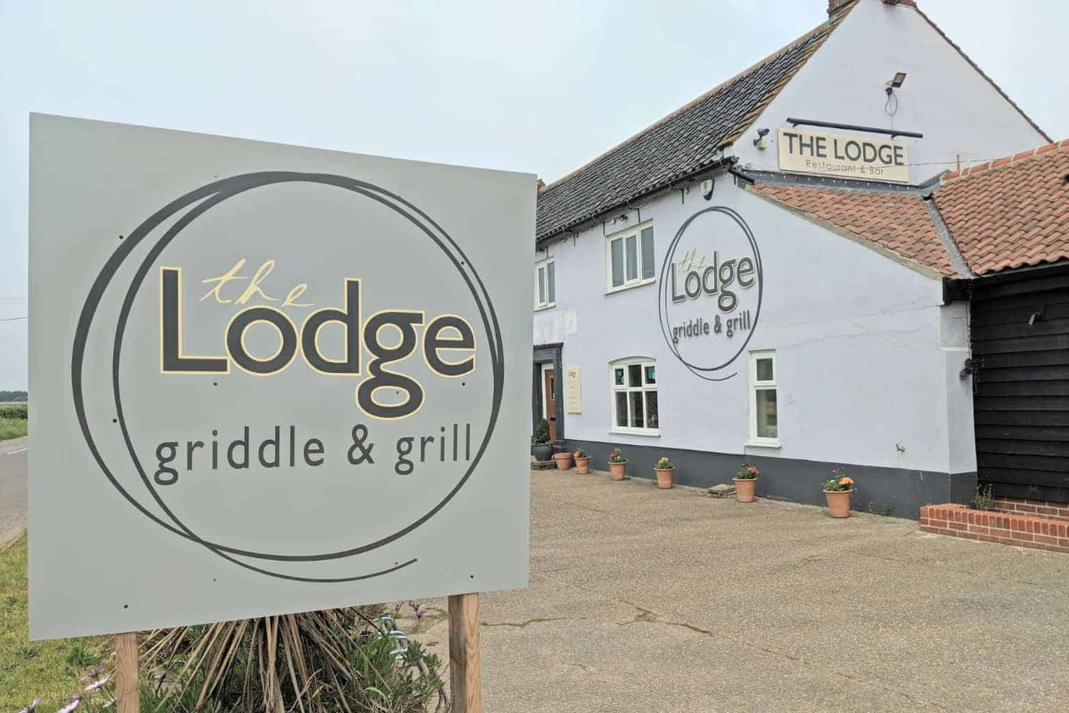 The Lodge Griddle & Grill // North Tuddenham, Norwich