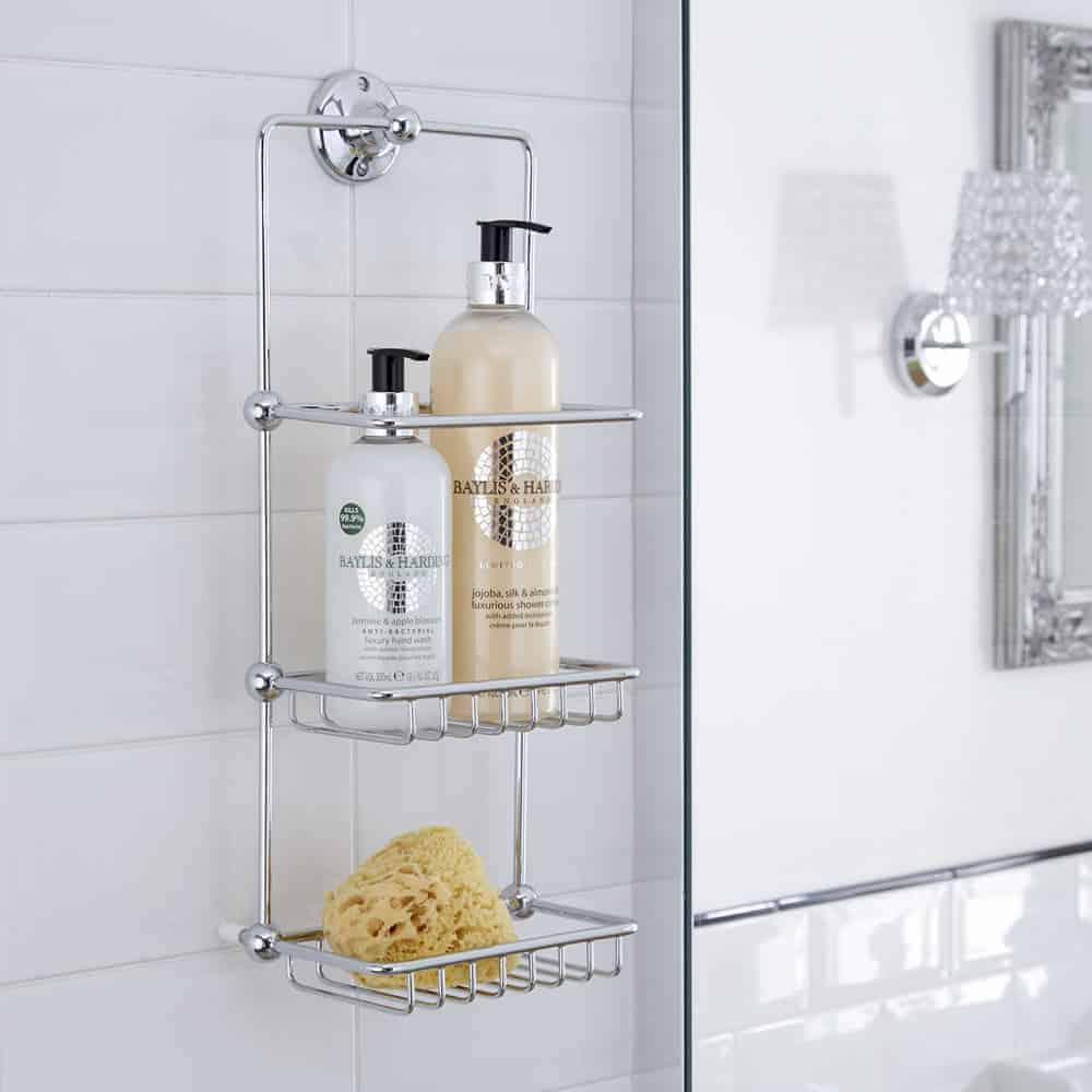 10 Storage Solutions for Small Bathrooms