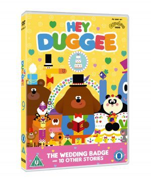 Hey Duggee The Wedding Badge And Other Stories DVD