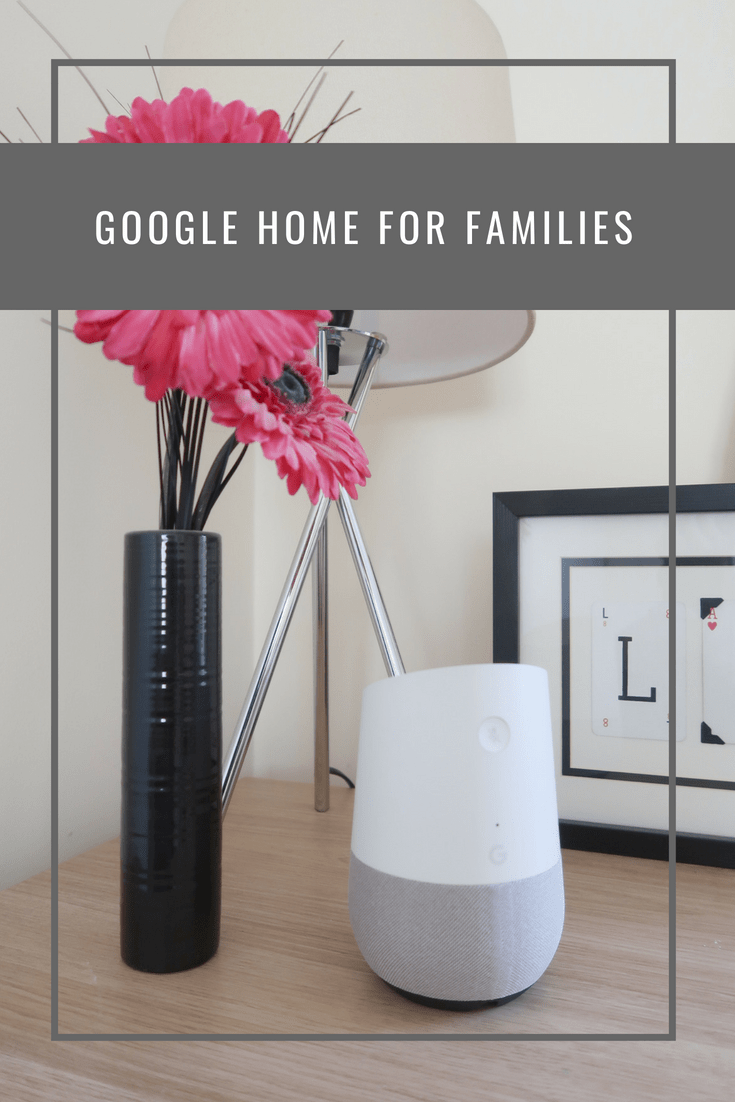 Google Home for Families | Boo Roo and Tigger Too