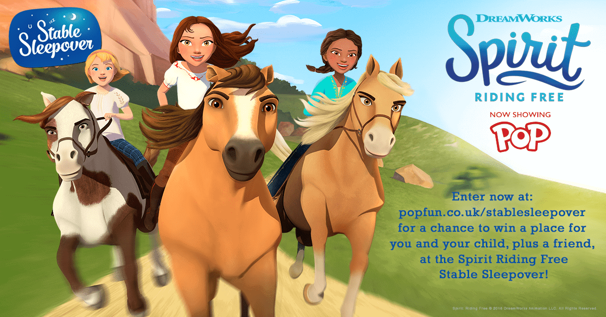 Spirit Riding Free: The very best of Kids TV
