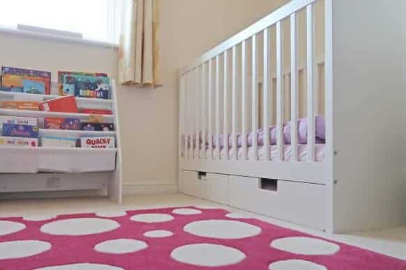Beyond the essentials: beautiful finishing touches for your baby's nursery