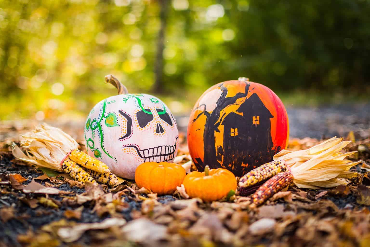How to use the Stabilo Woody 3-in-1 this Halloween