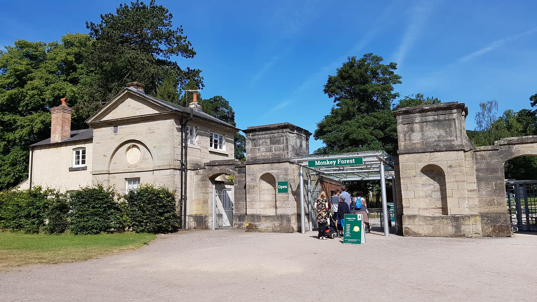 5 places to visit in Staffordshire this October half term