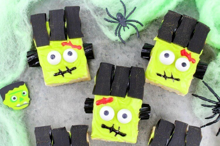12 Rice Krispie Treats to Make for Halloween