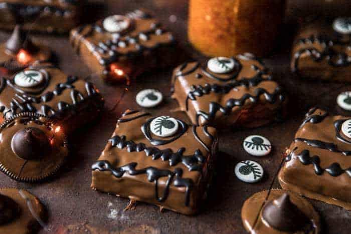 14Halloween Brownies recipe ideas
