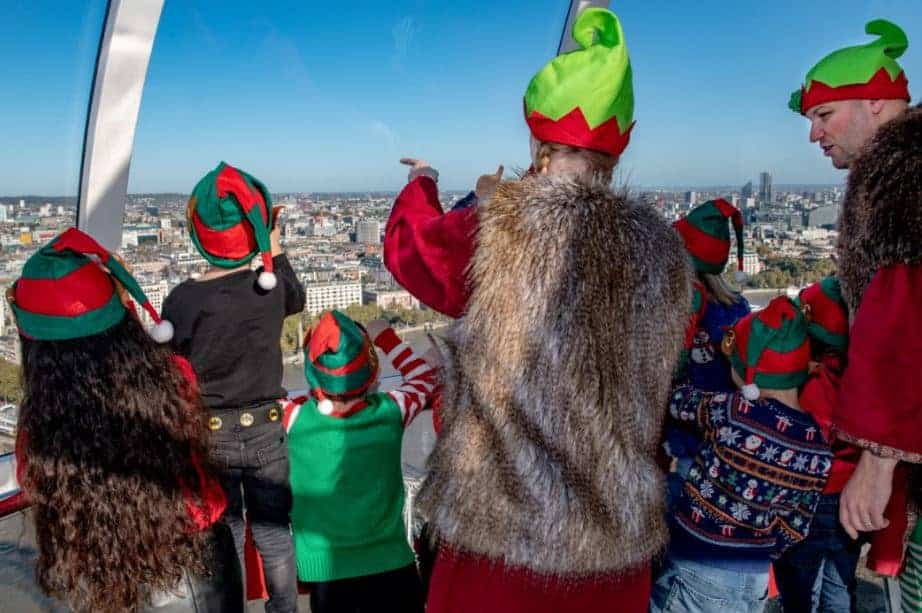 Enjoy the festivities in London with these family attractions