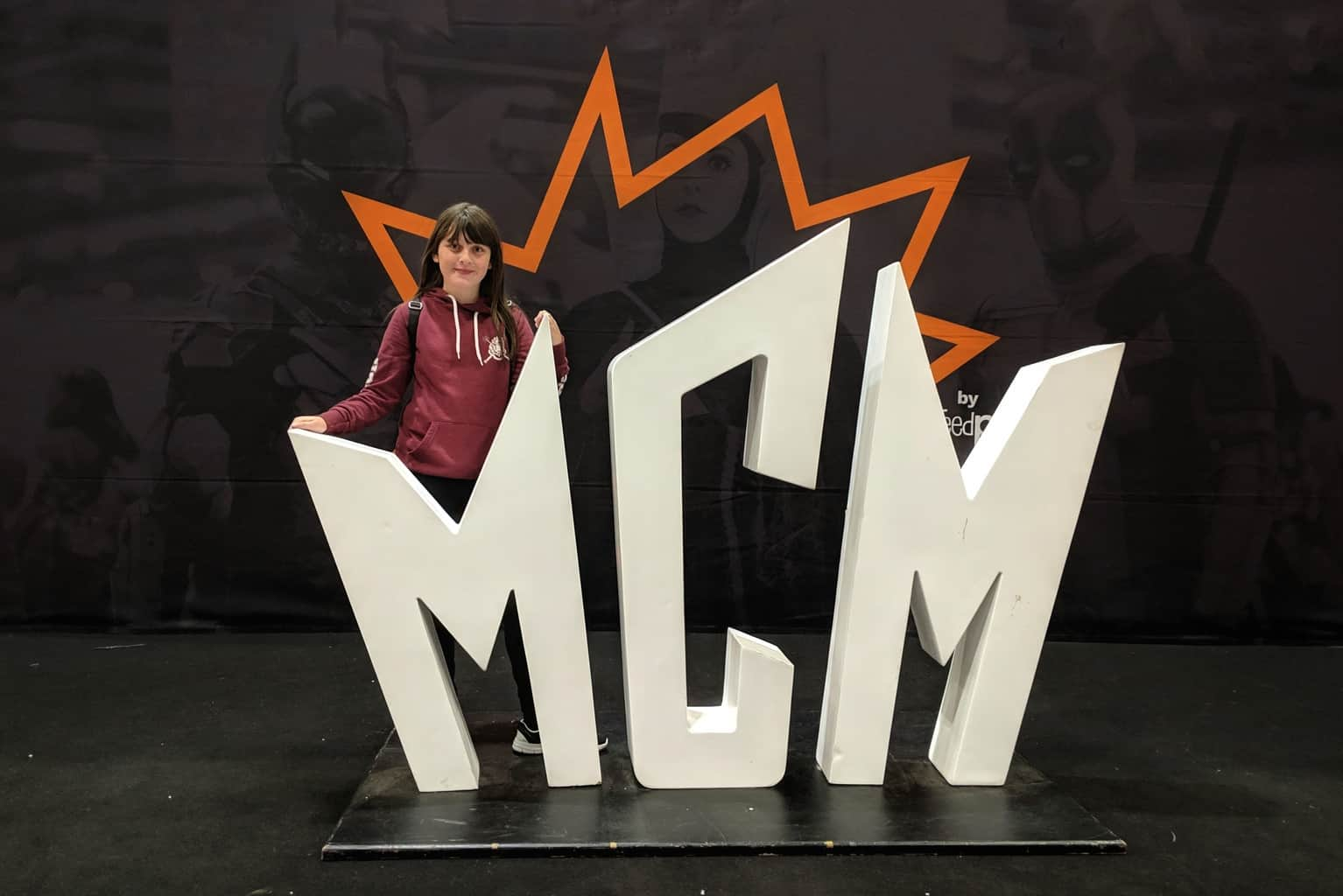 A Postcard From… MCM Comic Con London