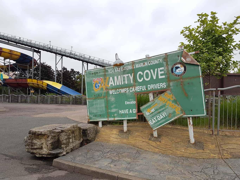 Amity Cove - Thorpe Park