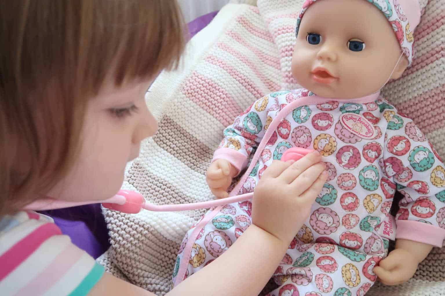 Baby Annabell | Milly Feels Better