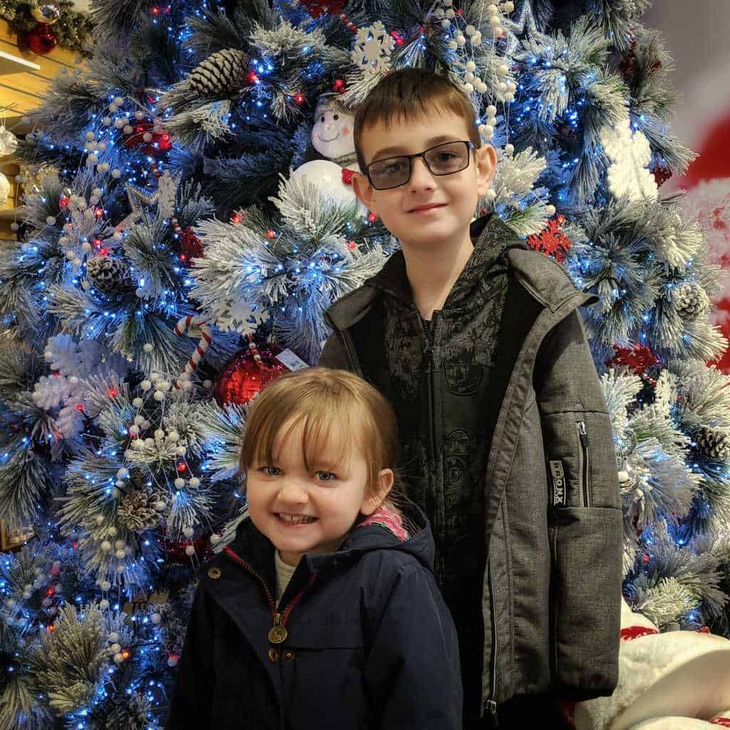 A Postcard From… Christmas at Notcutts Garden Centre