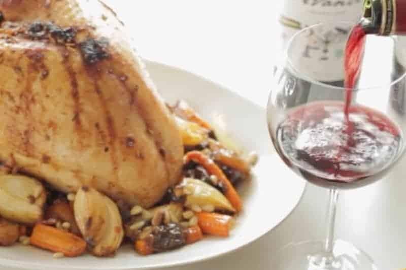 12 Terrific Turkey Recipe Ideas