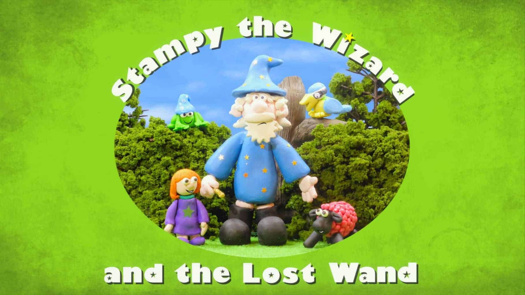 Stampy the Wizard and the Lost Wand