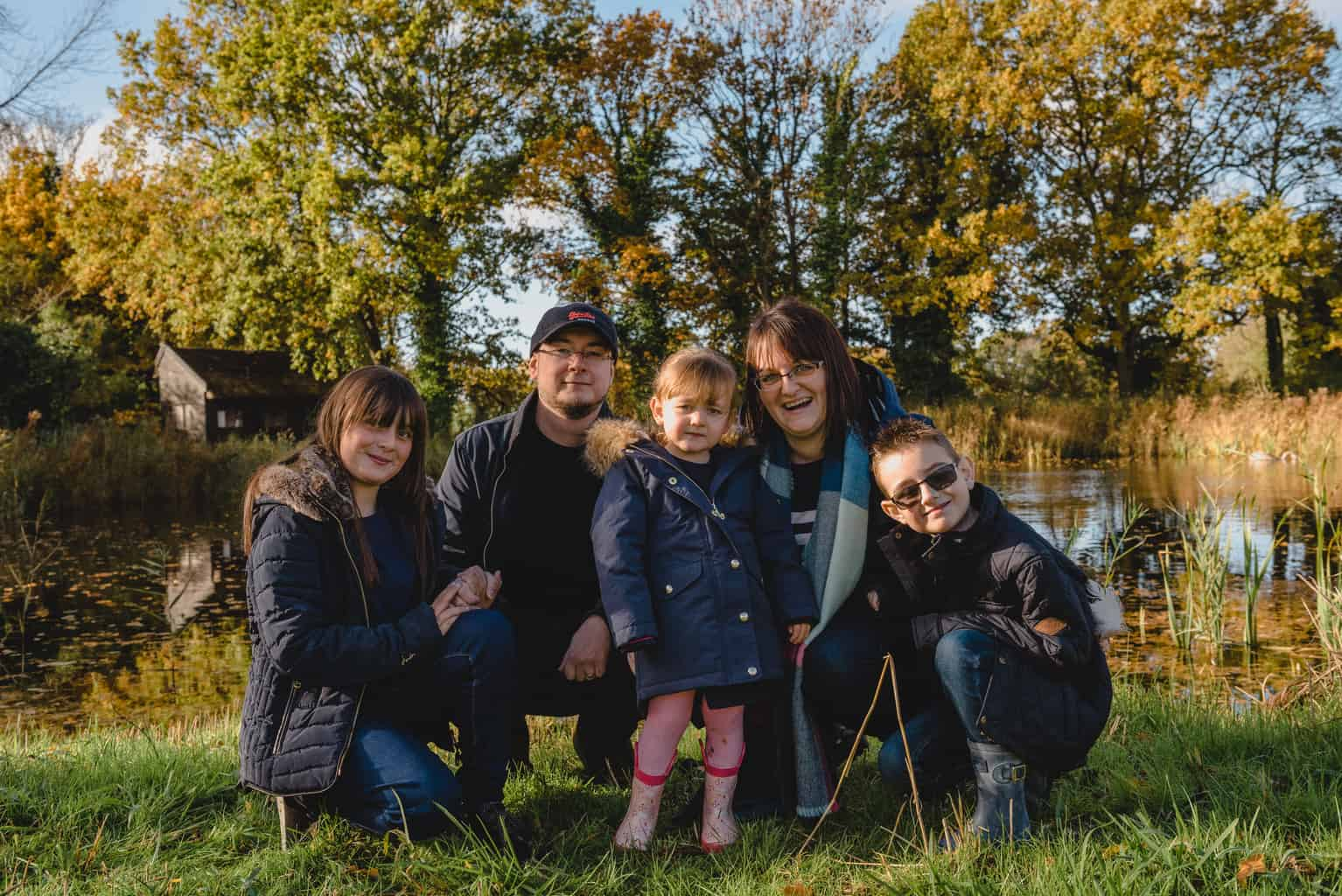 An Autumn Family Mini Photo Shoot with Beth Moseley Photography