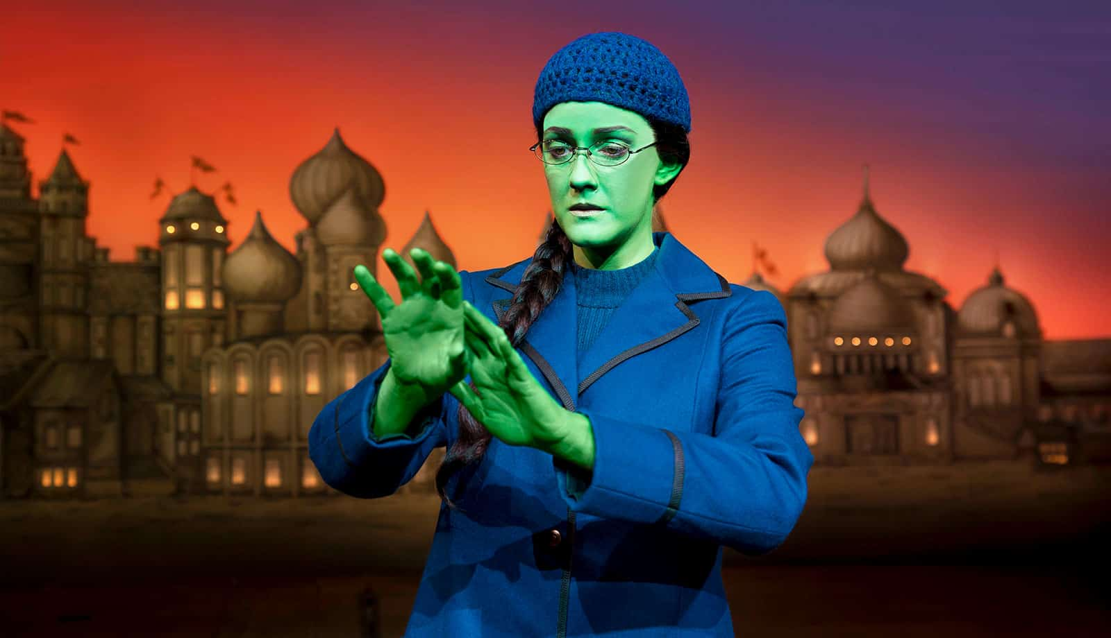 Wicked the Musical | The story behind the Wicked Witch