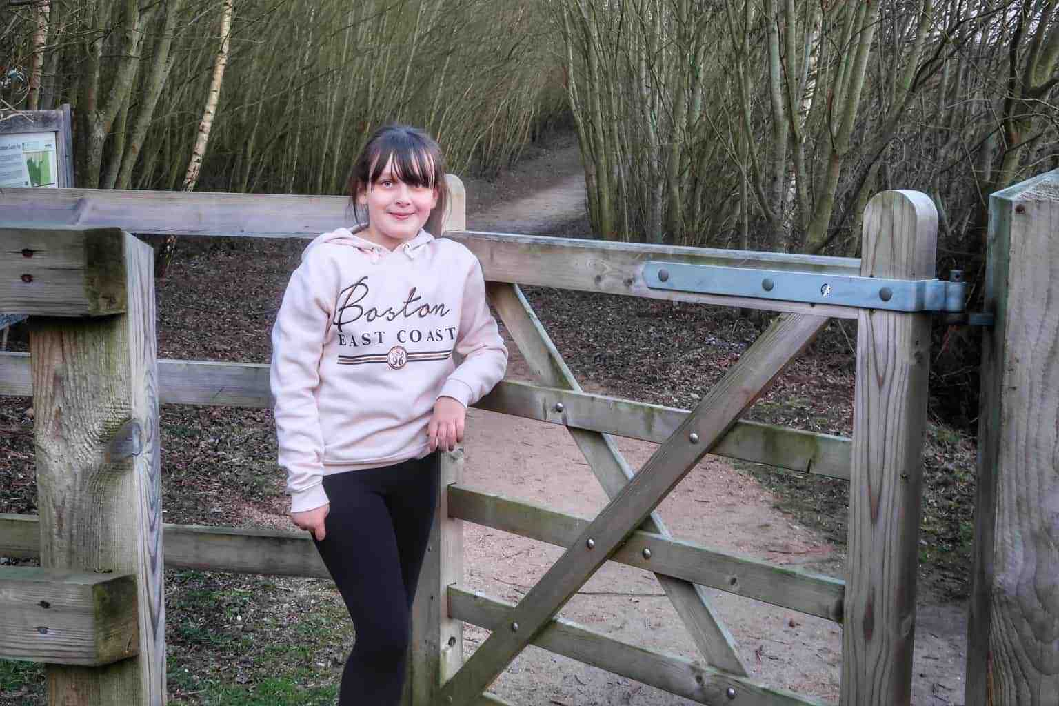 What the Girls Wore | Children's Leggings from Love Leggings [AD-GIFTED]