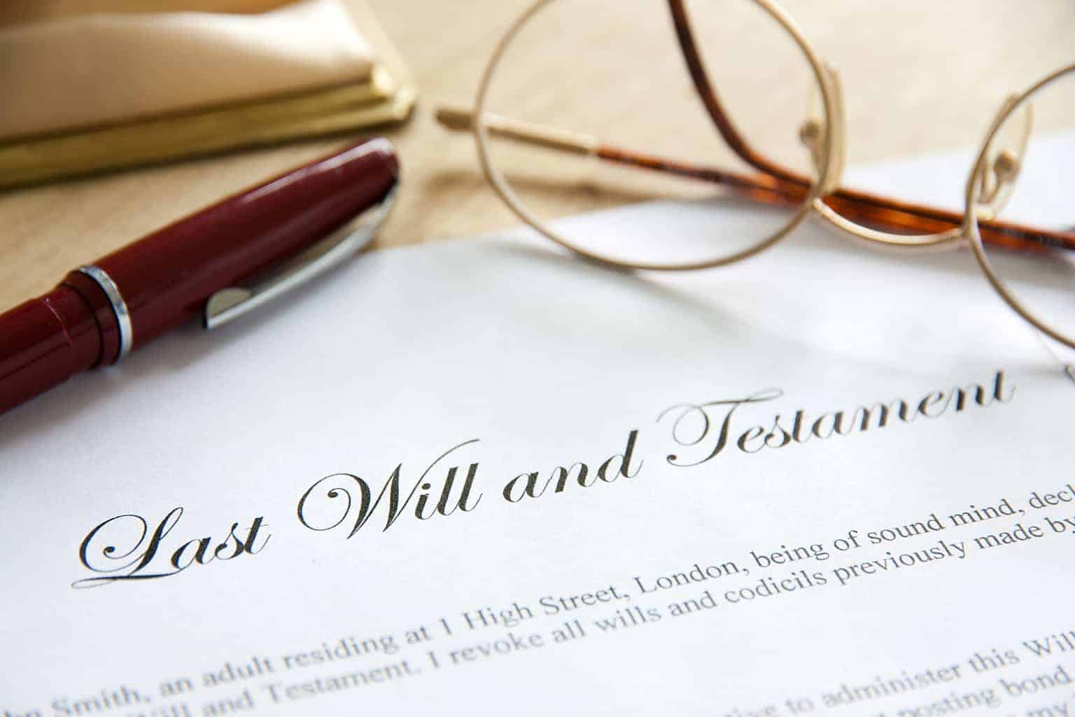 How to Contest a Will If Your Parents Disinherited You