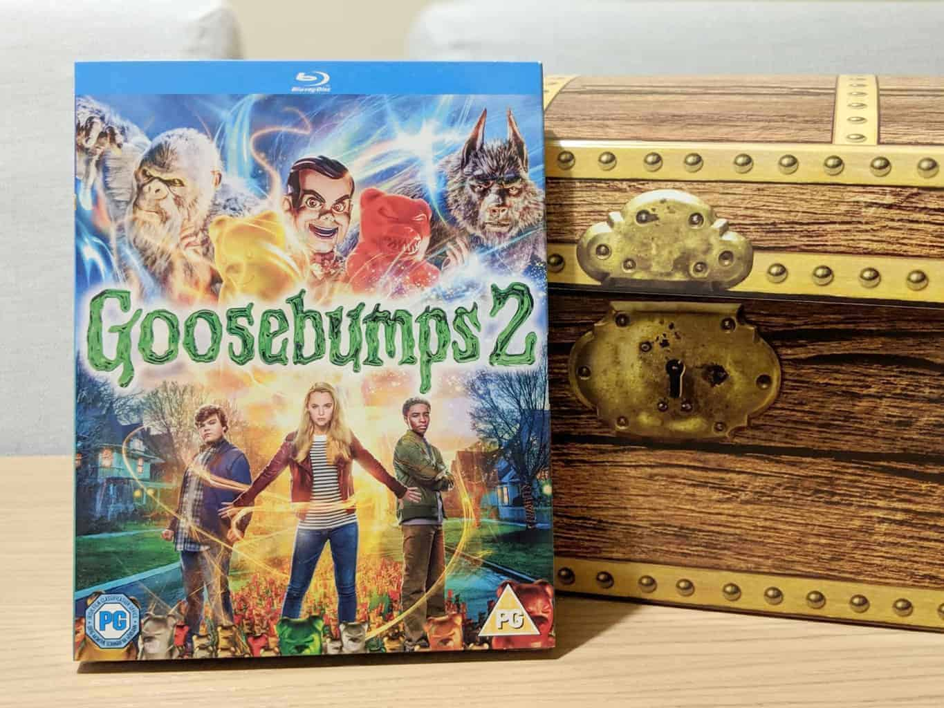 A Goosebumps 2 Party! [AD-GIFTED]
