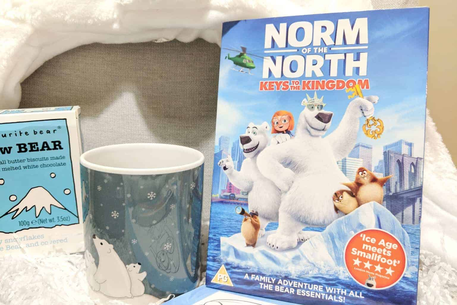 Norm of the North: Keys to the Kingdom [AD-GIFTED]