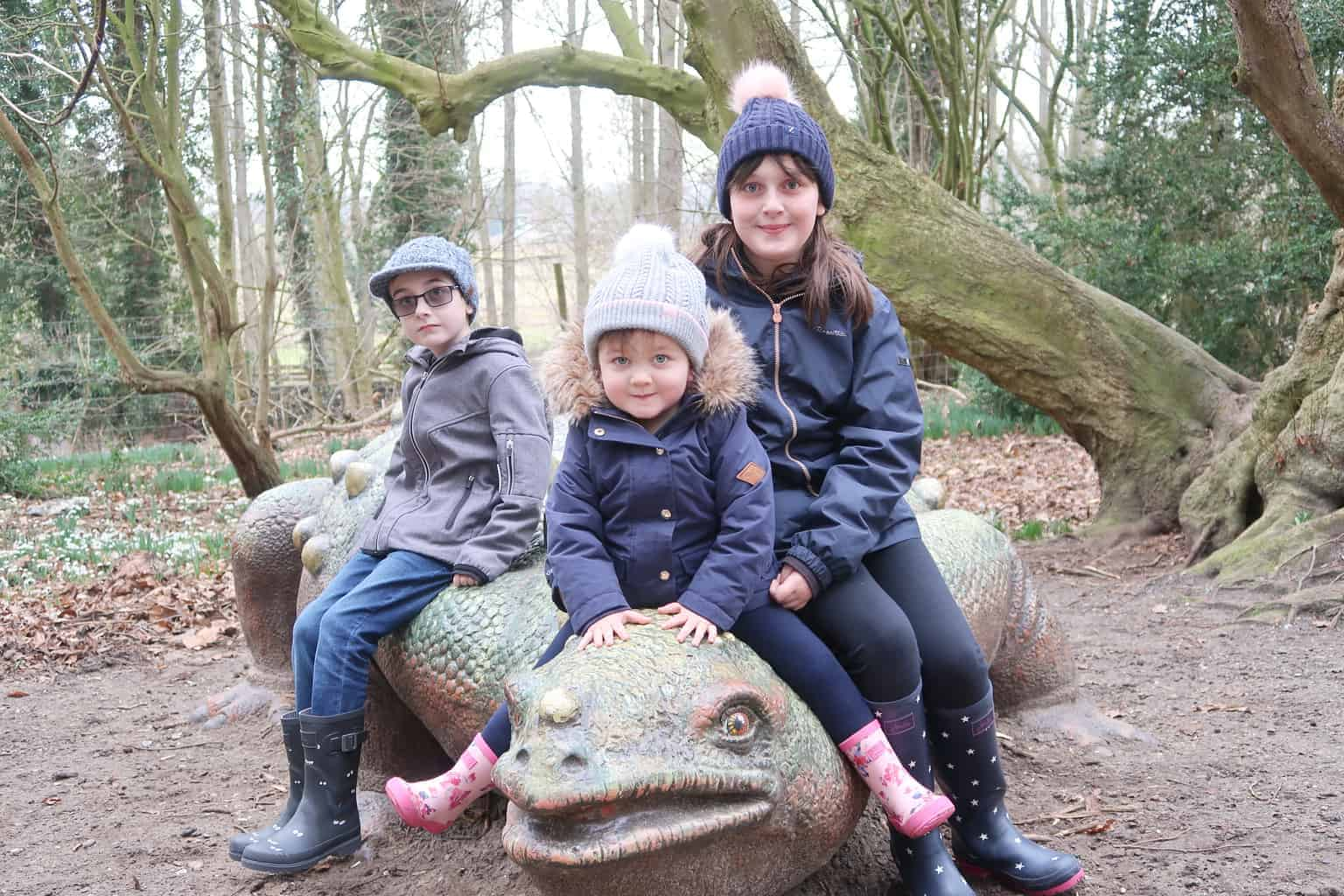 What The Dad Said | ROARR! Dinosaur Adventure, Norfolk [AD-GIFTED]