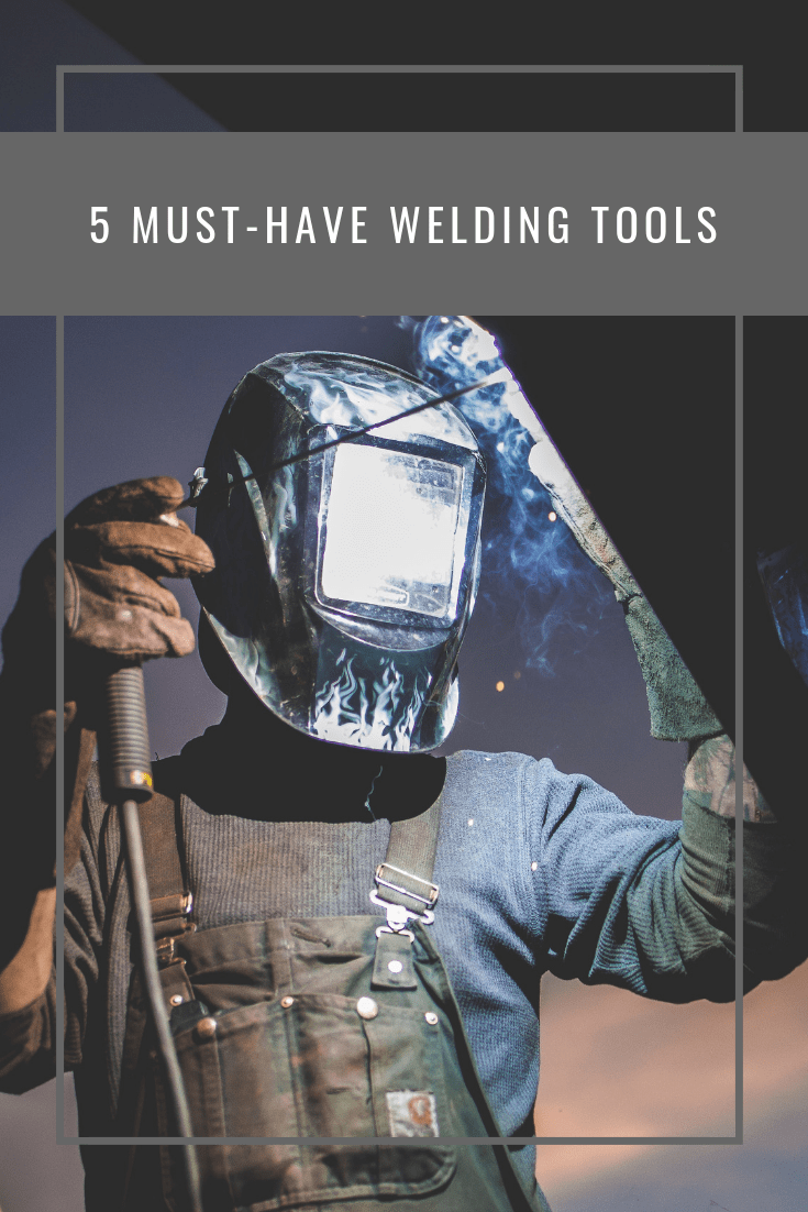 There are so many opportunities in the welding industry. But one must know the basics, and also have the necessary tools.