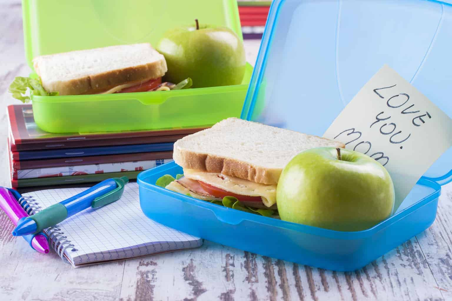 Pack a Waste-Free Lunch