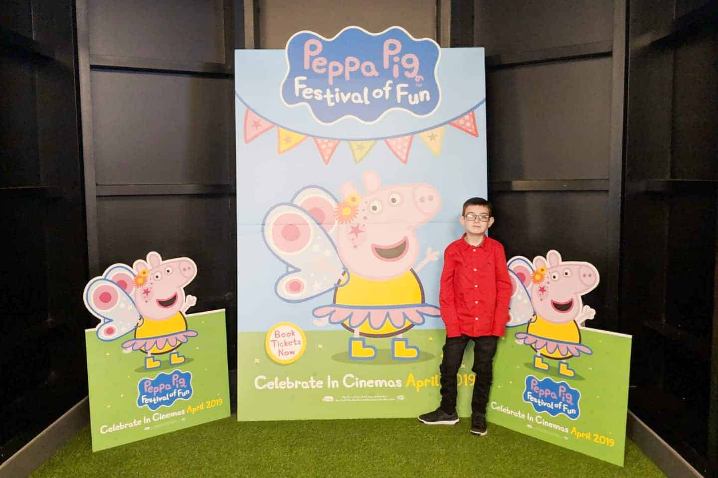Peppa Pig Festival of Fun Screening [AD-GIFTED] + #Giveaway