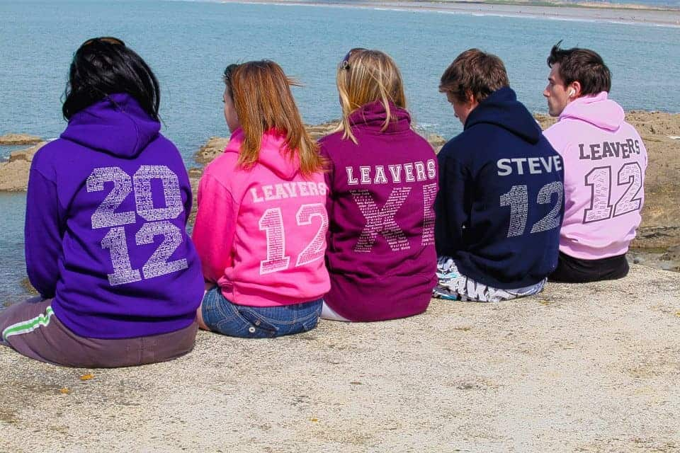 Why the Leaver's Hoodie Is a Rite of Passage for School Leavers