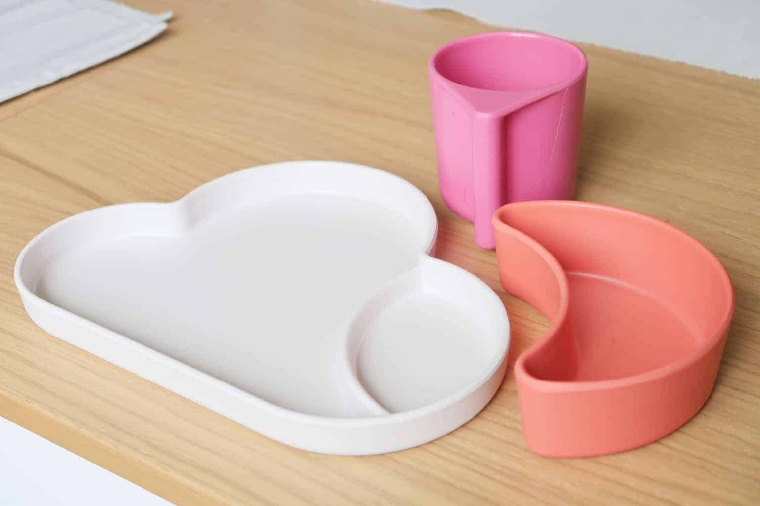 TUM TUM Eco Cloud Dining Set – making mealtimes a little more enjoyable
