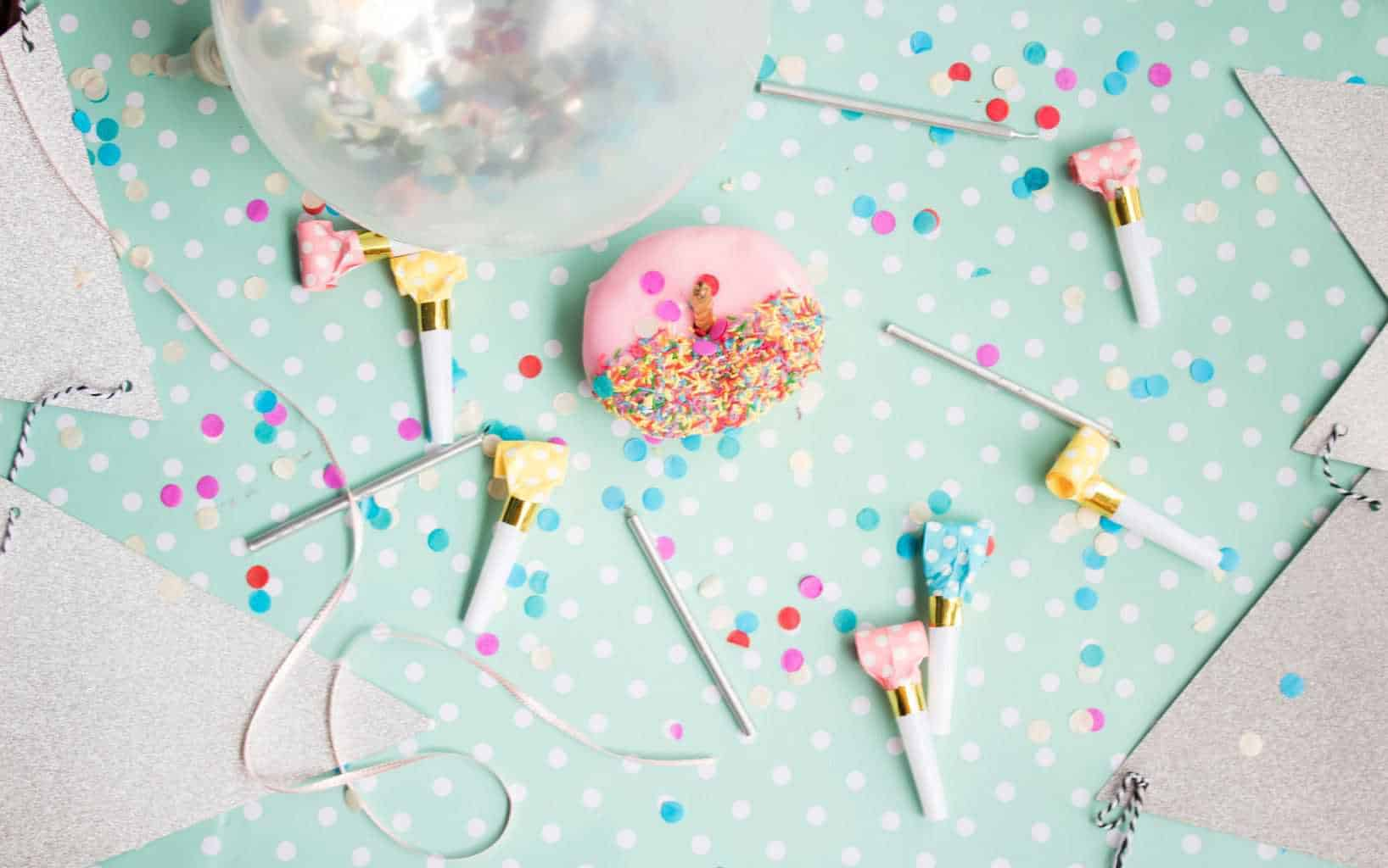Birthday blues pity party – By Invitation Only